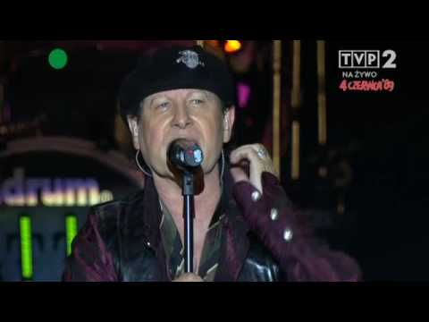 Scorpions - Wind Of Change [live  Stocznia Gdańska] video