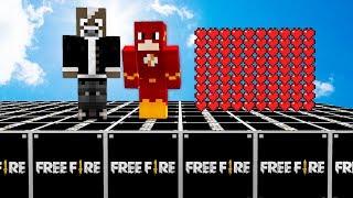 ¡¡LOS NUEVOS LUCKY BLOCKS de FREE FIRE en MINECRAFT!!🗡️🔥 - MINECRAFT LUCKY BLOCKS