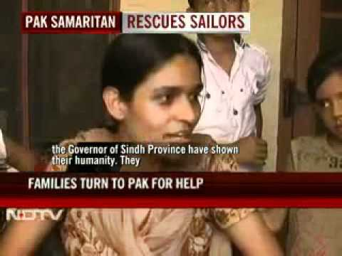Indian Families Turn To Pak Navy For Help