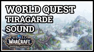 Show-Off WoW World Quest