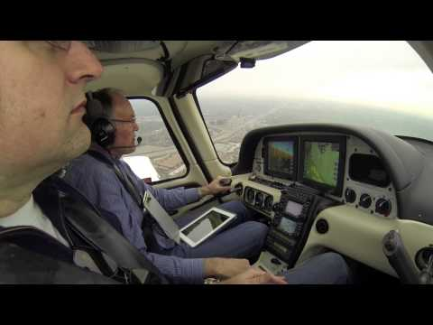Cirrus SR22 Flight to First Monday in Canton TX