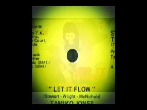 Tamiko Jones Let It Flow