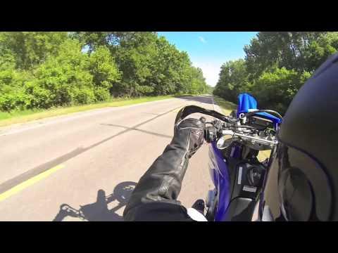 Wr250X Supermoto Ride