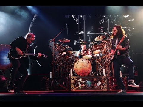 Rush  Clockwork Angels DVD  Middletown Dreams
