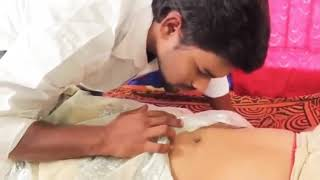 Hot desi Surekha Aunty Navel romance compilations (Part-1)
