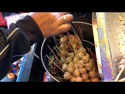 LARIS BANGET !! 1 TUSUK SERIBU YG ANTRINYA RAME | INDONESIA STREET FOOD  #478