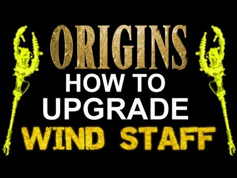 Game | Black Ops 2 Origins How To UPGRADE WIND Staff! HOW TO BO2 Zombies | Black Ops 2 Origins How To UPGRADE WIND Staff! HOW TO BO2 Zombies