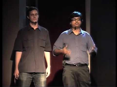 TEDxMumbai - Rahul Srivastava and Matias Echanove - 04/03/10