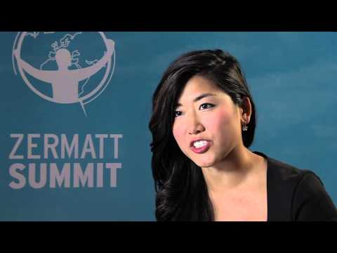 Interview Jinyoung Lee Englund, Bitcoin Foundation - Zermatt Summit 2014