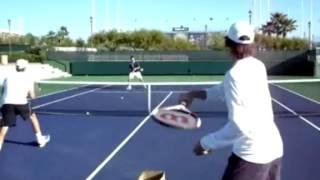 Volley Tips with Daniel Nestor