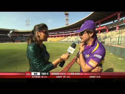 Prosenjit Chatterjee's Interview-1 - CCL4