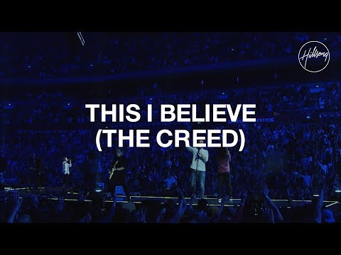 Hillsongs - This I Believe The Creed