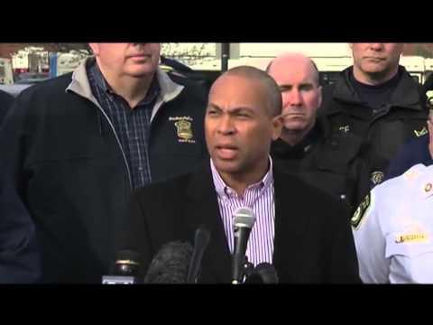 Massachusetts Gov. Deval Patrick Orders Shelter-In-Place