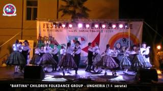 BARTINA CHILDREN FOLKDANCE GROUP - UNGHERIA