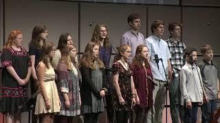 Student Choir Music and Liturgy  First Fellowship Worship 20181104