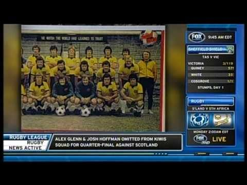 In these two short reports the story of the 1974 Socceroos and their qualification to the World Cup after their victory over South Korea on 13/11/1973 is revisited. A function was held in Sydney...
