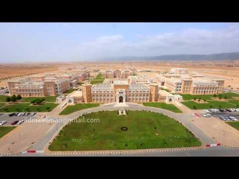 Dhofar university oman corporate video