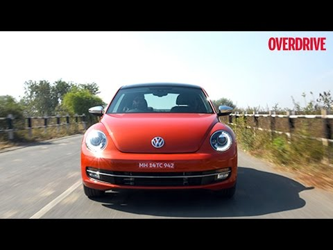 2016 Volkswagen Beetle - Road Test Review (India)
