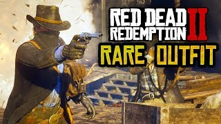 Red Dead Redemption 2 - RDR2 ONLINE *RARE* OUTFIT INFO! NEW RDR2 GAMEPLAY INFORMATION! (RDR2 Q&A)