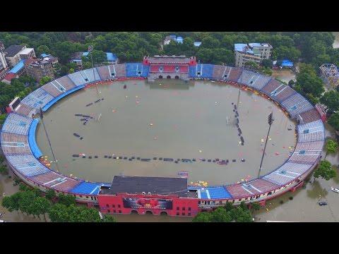 China's Mega Flood in 7 Photos