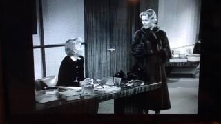 "Barbara Billingsley in ""Invitation"" (1952) part 1"