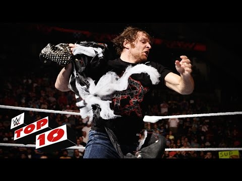 Top 10 Raw moments: WWE Top 10, May 9, 2016