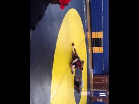 Willie Hayes vs. Dominick Wick (East Chapel Hill High School)