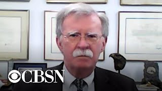 "John Bolton says Republican leaders need to ""speak the truth"" about Trump's false election fraud …"