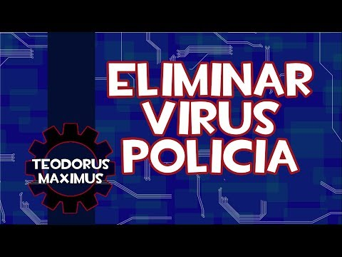 Eliminar virus policía 2013 -  2014