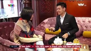 Saffron Việt Nam xuất hiện trên bản tin thời sự VTV1