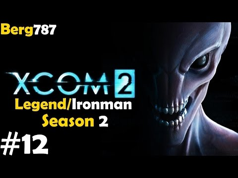 XCOM 2 - Lets Play - Part 12 - Get Out [Season 2 Legend] thumbnail