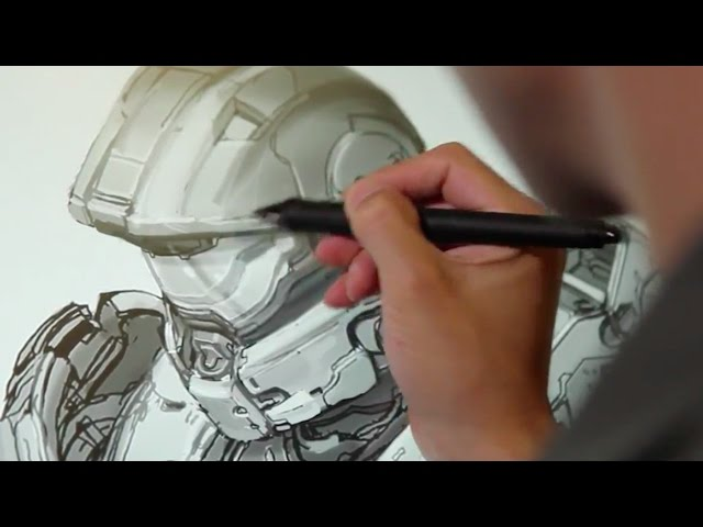 Halo 5: Guardians - The Sprint Vidoc TrailerThe Sprint - Making the Multiplayer Beta Trailer