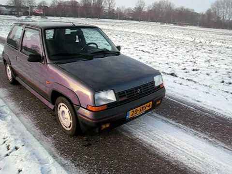 Renault 5 Gt Turbo Engine. Renault 5 GT Turbo