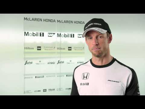 Jenson Button interview: McLaren MP4-30 launch