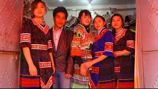Travel - First trip to visit Hmong China. Saib HmoobSuav. 3/3 END (HD)
