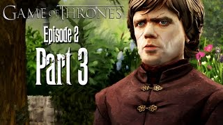 Game of Thrones Episode 2 Walkthrough Part 3 - THE LOST LORD