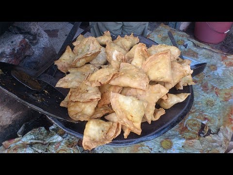 Samosa Recipe | Samosa Dough | How to Make Samosa Step by Step | Crispy & Spicy Samosa