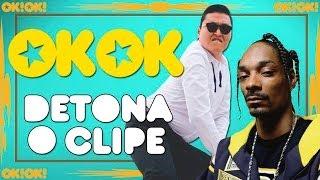Psy feat. Snoop Dogg de ressaca | OK!OK! Detona Clipe