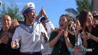 Phóng sự chuyến thăm đảo Nam Yết, quần đảo Trường Sa