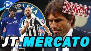 OFFICIEL : Chelsea vire Conte et chamboule tout | Journal du Mercato