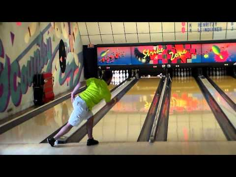 900 Global Respect Bowling Ball Video Review – BowlerX.com