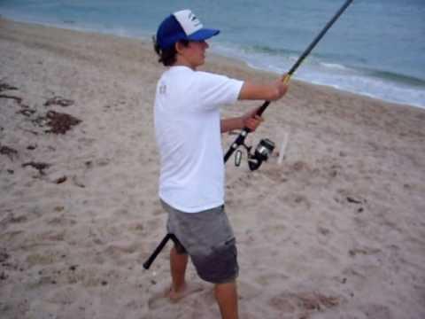 Beach Shark Fishing