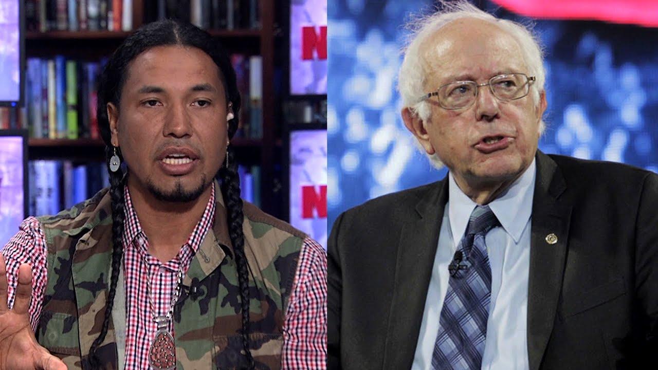 Gyasi Ross: Why I Support Bernie Sanders & the #BlackLivesMatter Protesters Who Interrupted Him