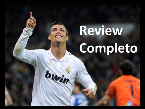 Fifa 13 Brasil - Review Cristiano Ronaldo CR7 - Análise completa