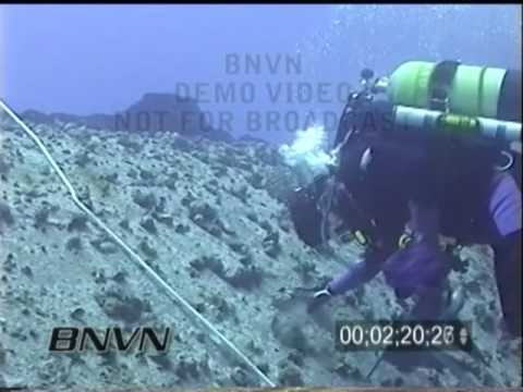 11/10/2001 Gulf of Mexico Bayronto Wreck Dive