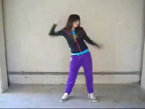 Girls Dance - Chicas Tck Break Dance Jumpstyle Shuffle - Duelo video