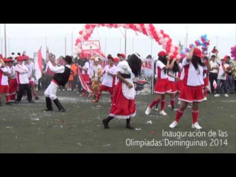 Inauguración de las Olimpiadas 2014