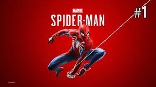 Twitch Livestream | Spider-Man Part 1 [PS4]