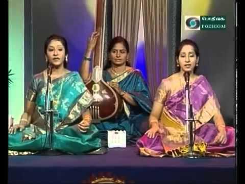 Chinmaya Sisters - Kanden kanden - vasantha - Arunachala kavirayar...