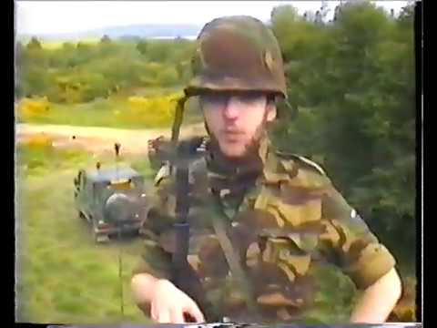 Gele Rijders (Royal Mounted Artillery) 1993